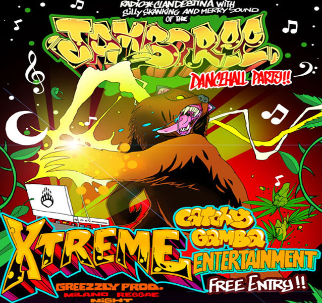Xtreme Entertainment at the Jamboree!! Free Dancehall Party!!!