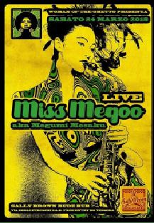 Miss Megoo (Trojans- UK) – Woman Of The Ghetto –
