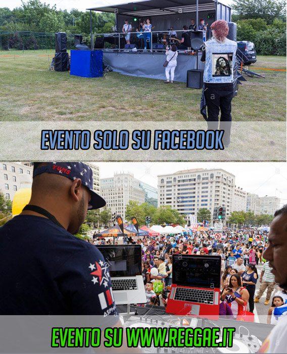 Come inserire un evento su calendario di Reggae.it 2021 News