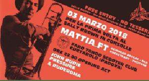 Mattia Ft (Farotondo Scooter  Club) meets Sally Brown (Skinhead Culture)