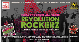 Steadyrockers all stars presentano lp – Revolution Rockerz-