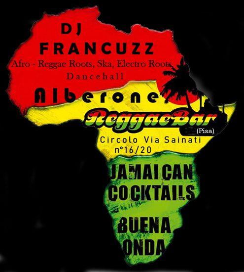 Bob Marley Celebration Day: Afro – Reggae Roots, Ska, Electro Roots & Dub, Dancehall Night