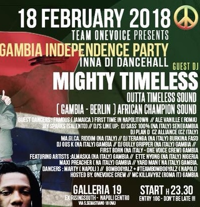 Gambia Indipendence Party