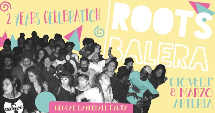 Roots Balera – 2 years celebration Party!
