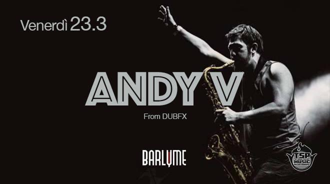 Andy V (DubFx Crew) LiveSet