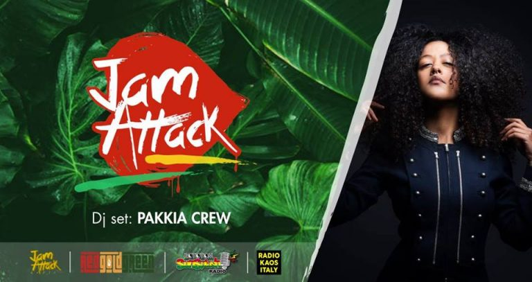 JamAttack / Alberto Castelli / Tahnee Rodriguez / Pakkia Crew @ Lov