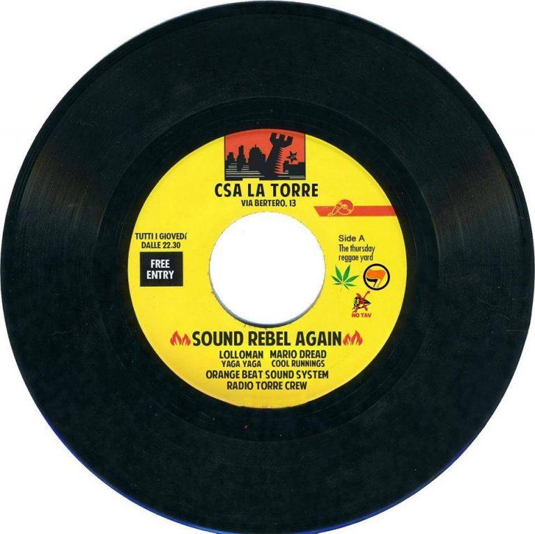 Suond Rebel! Dancehall a sostegno del CSA LA TORRE!