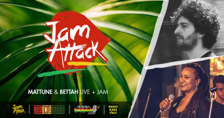 JamAttack Radio meets Mattune & Bettah Ferrari