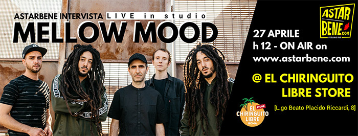 Astarbene presenta: MELLOW MOOD interview @ El Chiringuito Store