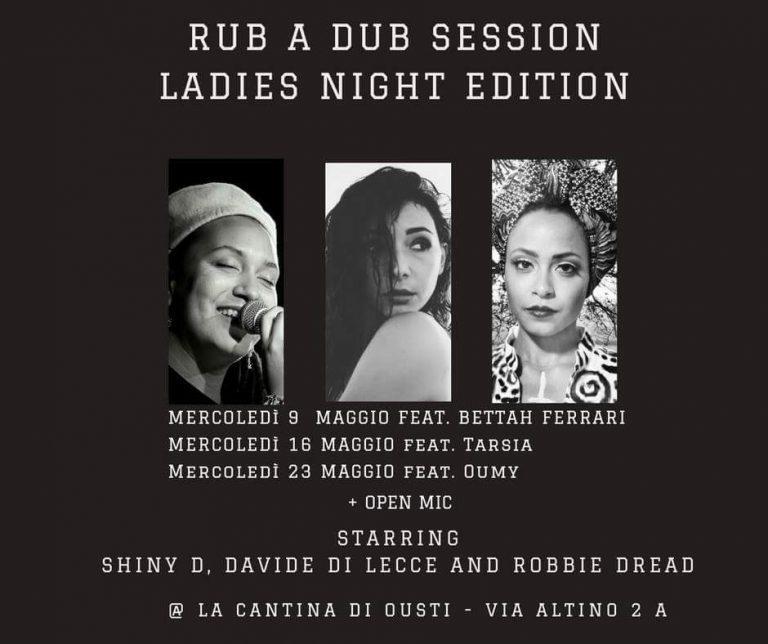 Rub A Dub Session Ladies Night Edition feat. Oumy