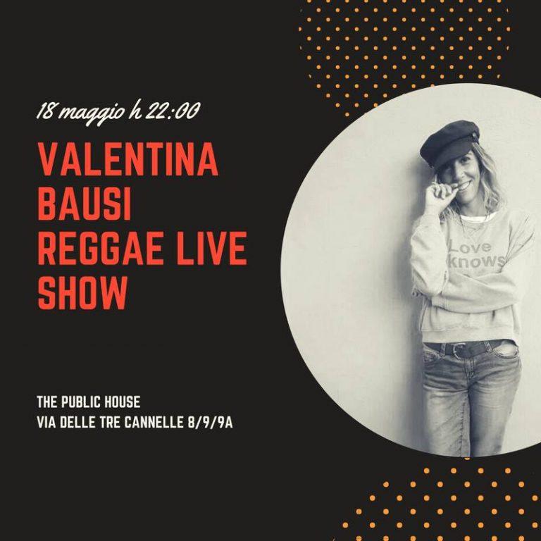Valentina Bausi Reggae Live Show