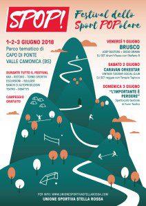 SPOP – Festival dello Sport Popolare 2018
