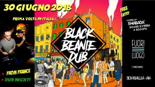Black Beanie Dub (France) Meets Shabadà Sound System BEACH PARTY