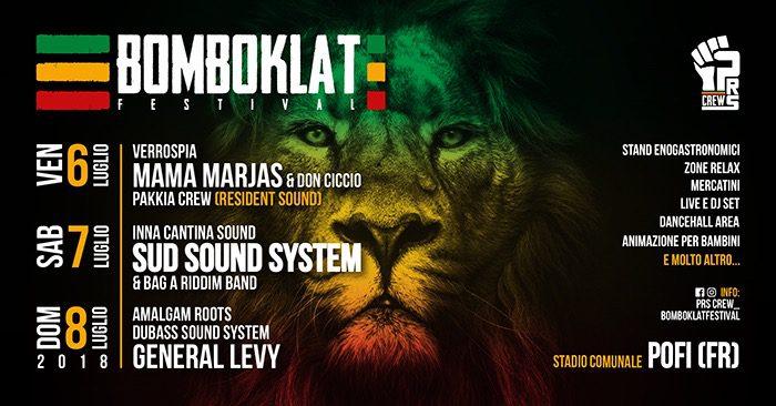 Bomboklat Festival 2018