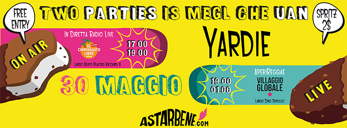 Astarbene 4.0 – Two Parties is megl che Uan !