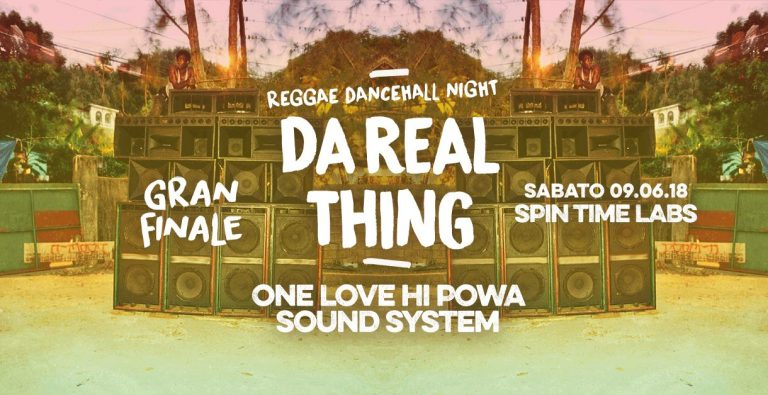 Da Real Thing Gran Finale ft One Love Hi Powa at Spin Time Labs