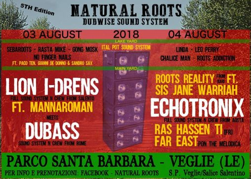 Natural Roots – 5th Edition