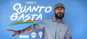 """""""Quanto basta"""" l' ultimo singolo di Pio Silk (La Grande Onda, G.R Edizioni & Redgoldgreen Label) 2021 Italia, New Release, News, Singles, Video"""