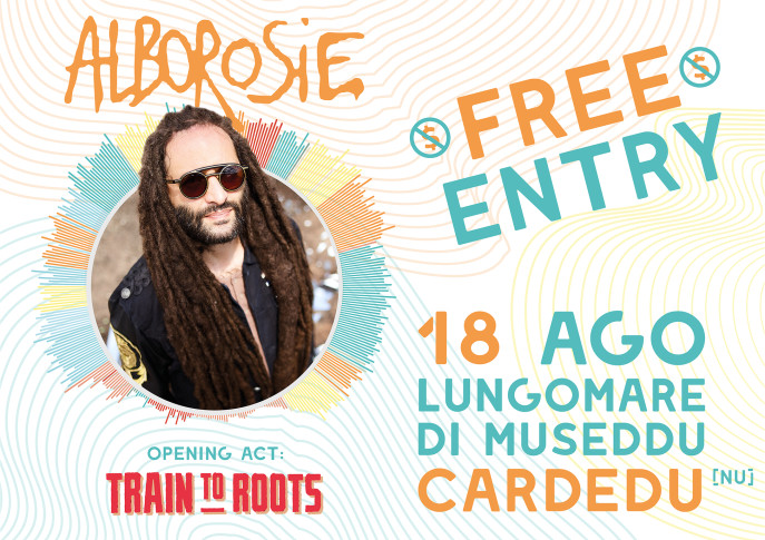 Alborosie + opening act: Train To Roots – Set To Sun Festival 2018