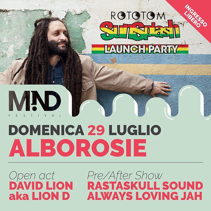 ALBOROSIE & Shengen Clan + LionD @ MIND FESTIVAL // FreeEntry