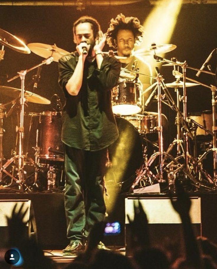 Intervista a Courtney Diedrick il batterista di Damian Marley 2021 News, Rising Star