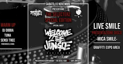 The Selecterz Special Edition present: Welcome 2 The Jungle & Smile