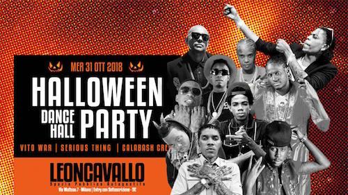 Run Di Danz   Halloween Dancehall Party