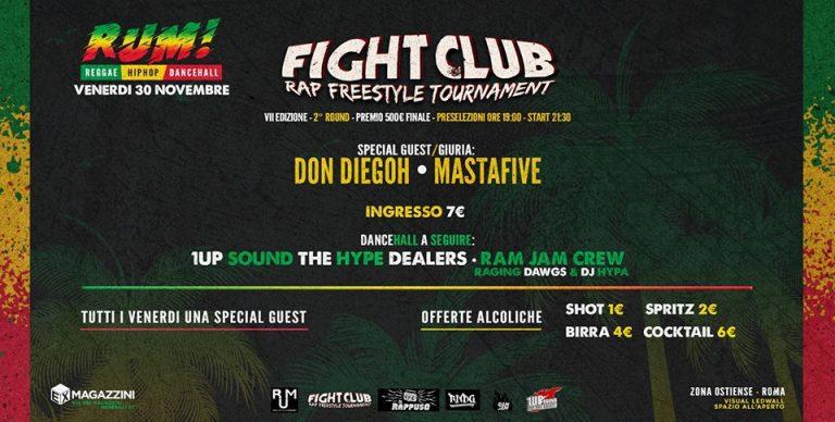 RUM • Reggae HipHop Dancehall • Ex Magazzini