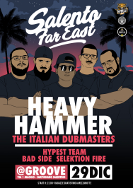 Salento Far East // Heavy Hammer Sound System