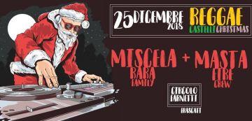 Reggae Castelli Christmas @Circolo Farnetti (Frascati)