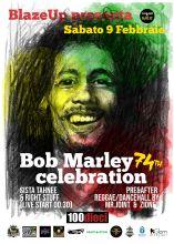 BLAZE UP present BOB MARLEY CELEBRATION