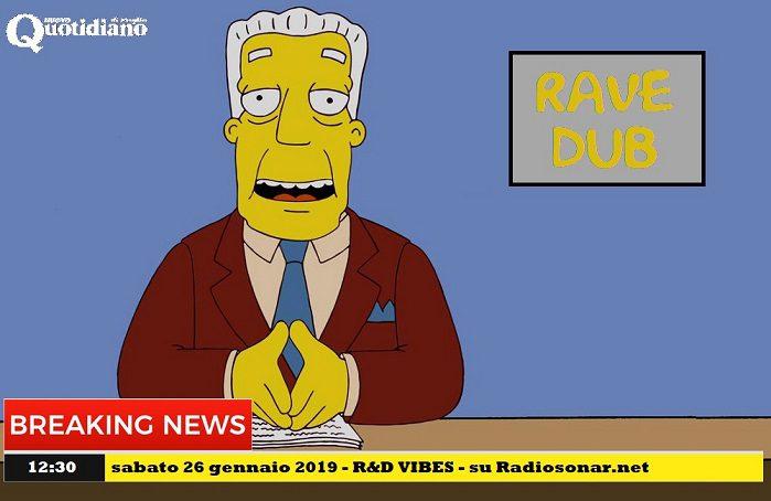 RAVE DUB: 15° puntata di R&D Vibes