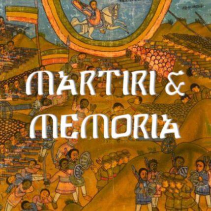 MARTIRI & MEMORIA: 19° puntata di R&D Vibes