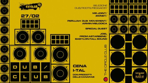 PERUJAH DUB CLUB #1