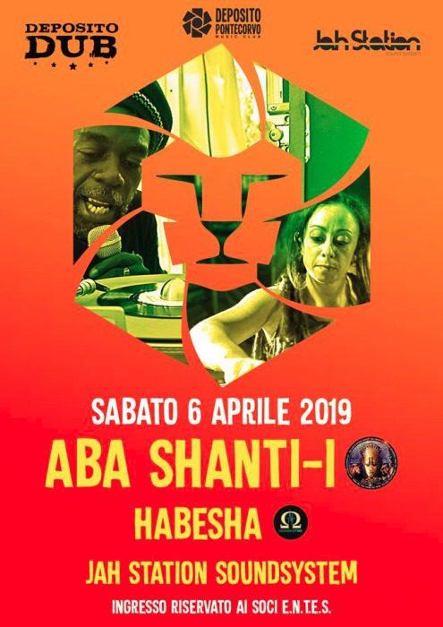 jah station present: Aba shanti I meets Habesha