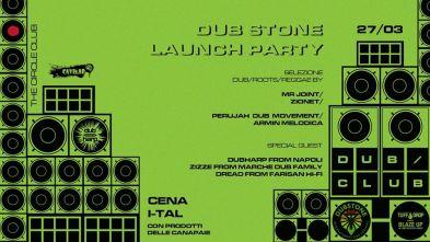 Perujah dub club #2 Dubstone launch party w/ Dubharp & Zizze