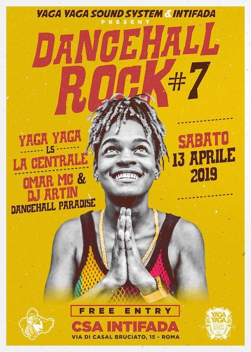 DANCEHALL ROCK #7 !! YAGA YAGA SOUND ls LA CENTRALE SOUND ls DANCEHALL PARADISE
