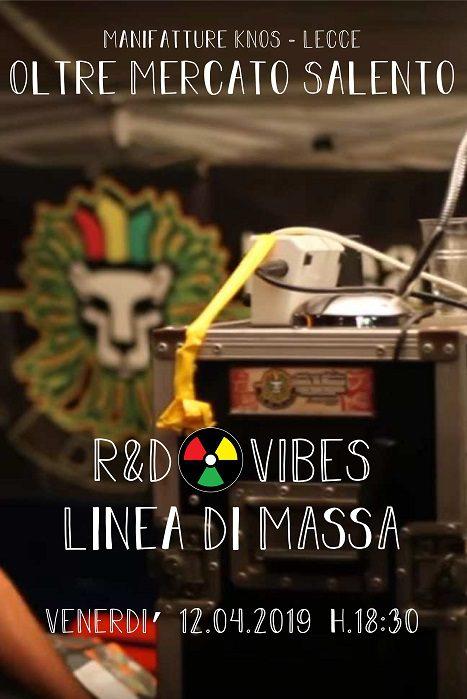 R&D Vibes + Dubfada froma Linea di Massa