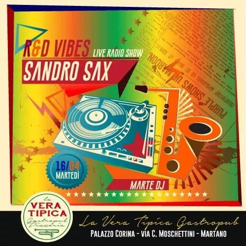 R&D Vibes + Sandro Sax