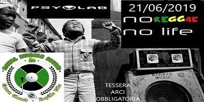 No Reggae  No Life  Party#1