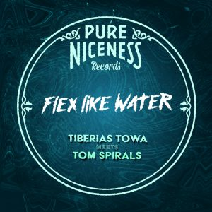 Flex like water - kilimanzion & Tom Spiral front