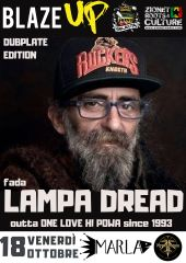 BLAZE UP dubplate edition w/ LAMPA DREAD @Marla (pg)