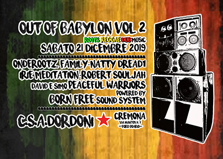 Out of Babylon vol 2