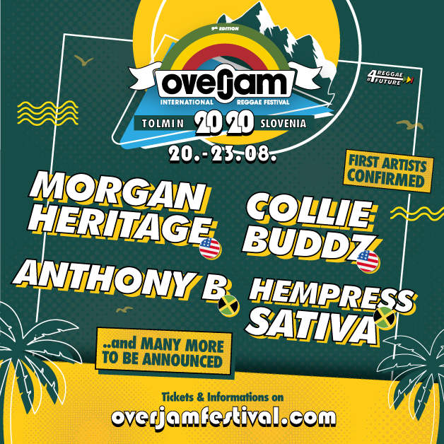 Overjam Festival Line Up