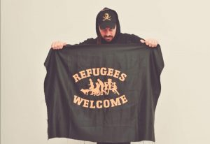 """Refugees Welcome"" Manlio ls 'O Zulù 99 Posse. 2021 News"