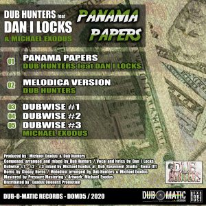 retro cover panama papers