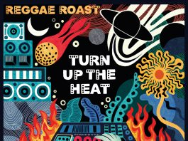 Reggae Roast - Cover Turn Up The Heat