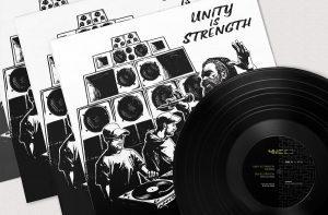 "UNITY IS STRENGHT 12"" - Mystical Powa feat Dub Judah - 4WEED 2021 Dub, Dub Release, Italia, News, Vinile"