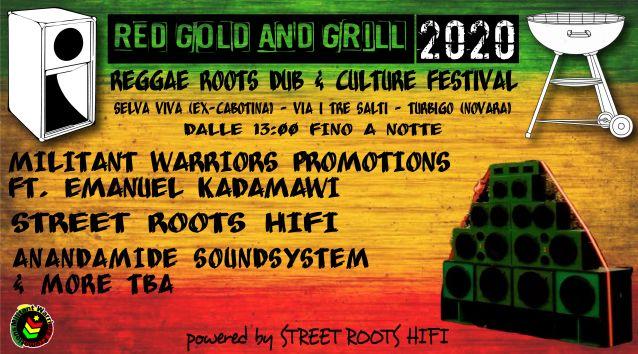 REDGOLDANDGRILL 2020 Ft. Street Roots Hi-Fi