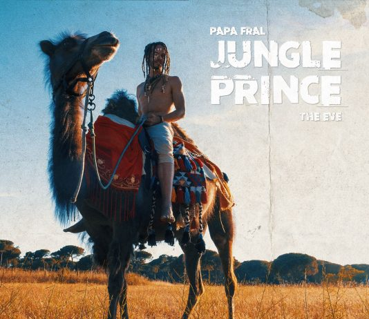 Papa fral Jungle Prince album cover